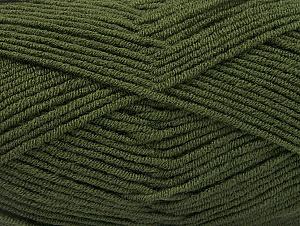 Fiber Content 100% Acrylic, Brand Ice Yarns, Dark Khaki, Yarn Thickness 4 Medium  Worsted, Afghan, Aran, fnt2-60982