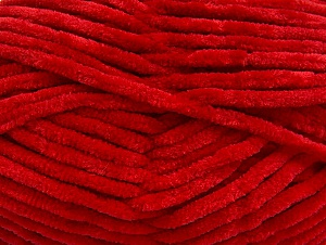 Fiber Content 100% Micro Fiber, Red, Brand Ice Yarns, Yarn Thickness 4 Medium  Worsted, Afghan, Aran, fnt2-61084