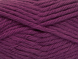Fiber Content 100% Acrylic, Purple, Brand Ice Yarns, Yarn Thickness 6 SuperBulky  Bulky, Roving, fnt2-61091