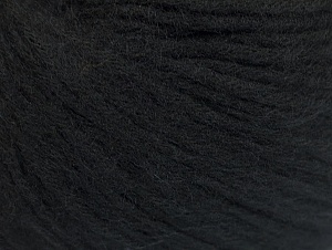Fiber Content 85% Acrylic, 15% Bamboo, Brand Ice Yarns, Black, Yarn Thickness 4 Medium  Worsted, Afghan, Aran, fnt2-61092
