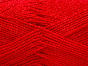 Fiber Content 60% Bamboo, 40% Polyamide, Red, Brand Ice Yarns, Yarn Thickness 2 Fine  Sport, Baby, fnt2-61325