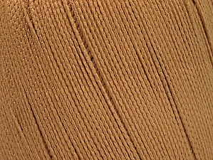 Yarn is best for swimwear like bikinis and swimsuits with its water resistant and breathing feature. Fiber Content 100% Polyamide, Brand Ice Yarns, Camel, Yarn Thickness 2 Fine  Sport, Baby, fnt2-61346