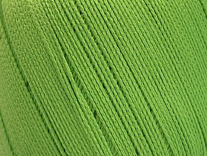 Yarn is best for swimwear like bikinis and swimsuits with its water resistant and breathing feature. Fiber Content 100% Polyamide, Light Green, Brand Ice Yarns, Yarn Thickness 2 Fine  Sport, Baby, fnt2-61349