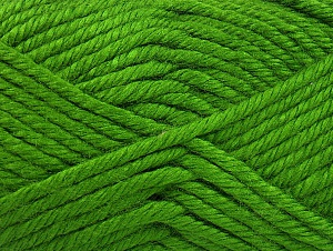 Fiber Content 100% Acrylic, Brand Ice Yarns, Green, Yarn Thickness 6 SuperBulky  Bulky, Roving, fnt2-61360