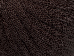 Fiber Content 50% Acrylic, 50% Wool, Brand Ice Yarns, Brown, Yarn Thickness 4 Medium  Worsted, Afghan, Aran, fnt2-61748