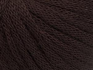 Fiber Content 50% Acrylic, 50% Wool, Brand Ice Yarns, Brown, Yarn Thickness 4 Medium  Worsted, Afghan, Aran, fnt2-61748
