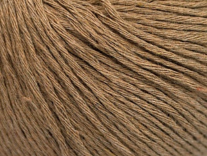 Fiber Content 100% Cotton, Brand Ice Yarns, Camel, Yarn Thickness 1 SuperFine  Sock, Fingering, Baby, fnt2-62002