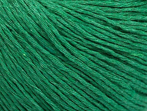 Fiber Content 100% Cotton, Brand Ice Yarns, Green, Yarn Thickness 1 SuperFine  Sock, Fingering, Baby, fnt2-62007