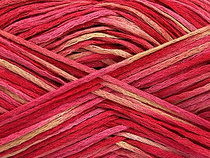 Fiber Content 100% Acrylic, Red Shades, Pink, Brand Ice Yarns, Camel, Yarn Thickness 2 Fine  Sport, Baby, fnt2-62208
