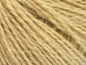 Fiber Content 50% Acrylic, 50% Wool, Brand Ice Yarns, Dark Cream, Yarn Thickness 3 Light  DK, Light, Worsted, fnt2-62311
