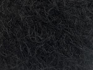 Fiber Content 100% Polyamide, Brand Ice Yarns, Black, Yarn Thickness 4 Medium Worsted, Afghan, Aran, fnt2-62455