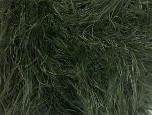 Fiber Content 100% Polyamide, Brand Ice Yarns, Hunter Green, Yarn Thickness 4 Medium  Worsted, Afghan, Aran, fnt2-62467