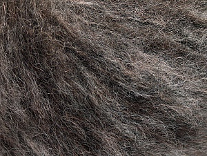 Fiber Content 30% Acrylic, 30% Polyamide, 20% Wool, 20% Alpaca, Brand Ice Yarns, Brown Shades, fnt2-62546