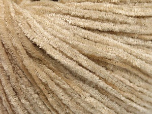 Fiber Content 100% Micro Fiber, Brand Ice Yarns, Cream, Yarn Thickness 3 Light  DK, Light, Worsted, fnt2-62632