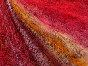 Fiber Content 37% Kid Mohair, 35% Acrylic, 28% Polyamide, Pink Shades, Brand Ice Yarns, Gold, Yarn Thickness 1 SuperFine  Sock, Fingering, Baby, fnt2-62665