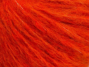 Fiber Content 44% Wool, 38% Acrylic, 18% Polyamide, Orange, Brand Ice Yarns, Yarn Thickness 4 Medium Worsted, Afghan, Aran, fnt2-62674