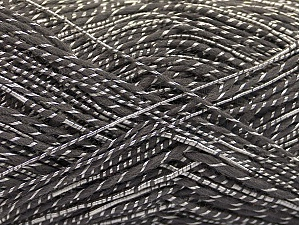 Fiber Content 65% Acrylic, 35% Viscose, Brand Ice Yarns, Dark Grey, Yarn Thickness 2 Fine  Sport, Baby, fnt2-62758