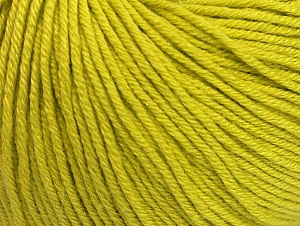Fiber Content 60% Cotton, 40% Acrylic, Light Olive Green, Brand Ice Yarns, Yarn Thickness 2 Fine  Sport, Baby, fnt2-63005
