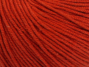 Fiber Content 60% Cotton, 40% Acrylic, Marsala Red, Brand Ice Yarns, Yarn Thickness 2 Fine  Sport, Baby, fnt2-63010