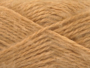 SuperBulky  Fiber Content 70% Acrylic, 30% Angora, Brand Ice Yarns, Cafe Latte, Yarn Thickness 6 SuperBulky  Bulky, Roving, fnt2-63127