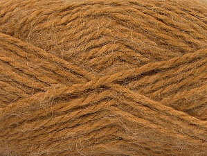 SuperBulky  Fiber Content 70% Acrylic, 30% Angora, Light Brown, Brand Ice Yarns, Yarn Thickness 6 SuperBulky  Bulky, Roving, fnt2-63128