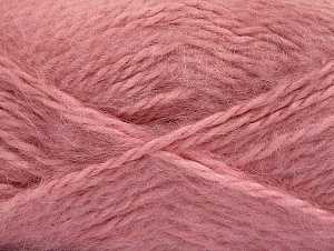 SuperBulky  Fiber Content 70% Acrylic, 30% Angora, Pink, Brand Ice Yarns, Yarn Thickness 6 SuperBulky  Bulky, Roving, fnt2-63132