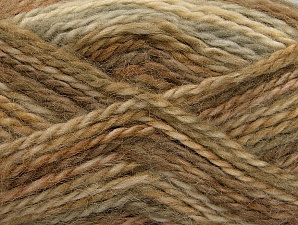 SuperBulky  Fiber Content 70% Acrylic, 30% Angora, Brand Ice Yarns, Cream, Camel, Beige, Yarn Thickness 6 SuperBulky  Bulky, Roving, fnt2-63141