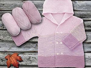 Fiber Content 100% Antipilling Acrylic, Rose Pink, Brand Ice Yarns, Baby Pink, Yarn Thickness 4 Medium  Worsted, Afghan, Aran, fnt2-63237