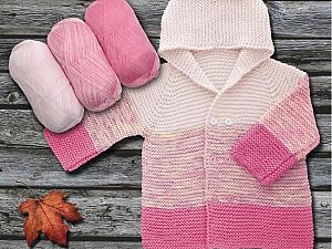 Fiber Content 100% Antipilling Acrylic, Pink, Light Pink, Brand Ice Yarns, Yarn Thickness 4 Medium  Worsted, Afghan, Aran, fnt2-63238
