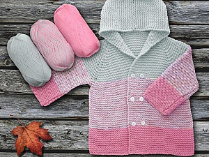 Fiber Content 100% Antipilling Acrylic, Pink, Brand Ice Yarns, Grey, Yarn Thickness 4 Medium  Worsted, Afghan, Aran, fnt2-63244