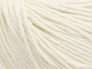 Fiber Content 50% Cotton, 50% Acrylic, Brand ICE, Ecru, fnt2-63253