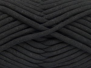 Fiber Content 60% Polyamide, 40% Cotton, Brand Ice Yarns, Black, Yarn Thickness 6 SuperBulky  Bulky, Roving, fnt2-63416
