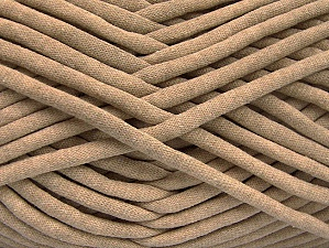 Fiber Content 60% Polyamide, 40% Cotton, Brand Ice Yarns, Beige, Yarn Thickness 6 SuperBulky  Bulky, Roving, fnt2-63419