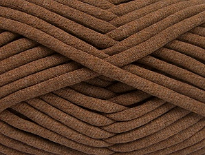 Fiber Content 60% Polyamide, 40% Cotton, Brand Ice Yarns, Brown, Yarn Thickness 6 SuperBulky  Bulky, Roving, fnt2-63420
