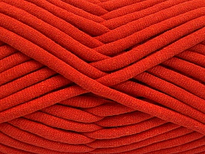 Fiber Content 60% Polyamide, 40% Cotton, Tomato Red, Brand Ice Yarns, Yarn Thickness 6 SuperBulky  Bulky, Roving, fnt2-63423