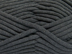 Fiber Content 60% Polyamide, 40% Cotton, Brand Ice Yarns, Dark Grey, Yarn Thickness 6 SuperBulky  Bulky, Roving, fnt2-63426
