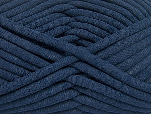 Fiber Content 60% Polyamide, 40% Cotton, Navy, Brand Ice Yarns, Yarn Thickness 6 SuperBulky  Bulky, Roving, fnt2-63427