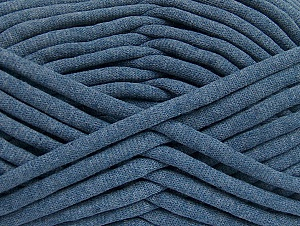 Fiber Content 60% Polyamide, 40% Cotton, Jeans Blue, Brand Ice Yarns, Yarn Thickness 6 SuperBulky  Bulky, Roving, fnt2-63428