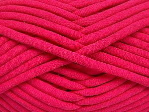 Fiber Content 60% Polyamide, 40% Cotton, Brand Ice Yarns, Fuchsia, Yarn Thickness 6 SuperBulky  Bulky, Roving, fnt2-63437
