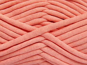 Fiber Content 60% Polyamide, 40% Cotton, Light Salmon, Brand Ice Yarns, Yarn Thickness 6 SuperBulky  Bulky, Roving, fnt2-63439