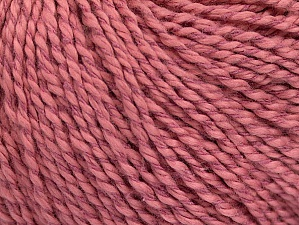 Fiber Content 68% Cotton, 32% Silk, Rose Pink, Brand Ice Yarns, Yarn Thickness 2 Fine  Sport, Baby, fnt2-63512