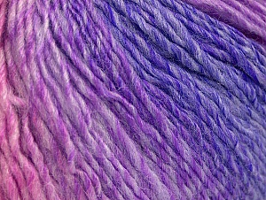 Fiber Content 70% Acrylic, 30% Wool, Pink Shades, Lilac Shades, Brand Ice Yarns, Yarn Thickness 3 Light  DK, Light, Worsted, fnt2-64214