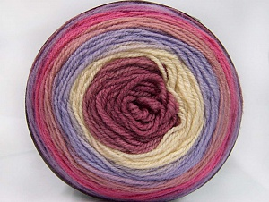 Fiber Content 70% Premium Acrylic, 30% Wool, Pink, Orchid, Lilac, Brand Ice Yarns, Yarn Thickness 3 Light  DK, Light, Worsted, fnt2-64223