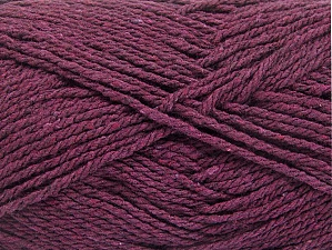 Fiber Content 100% Cotton, Maroon, Brand Ice Yarns, Yarn Thickness 3 Light  DK, Light, Worsted, fnt2-64243