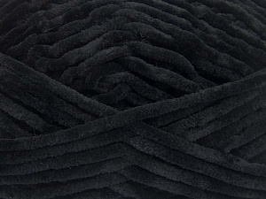 Fiber Content 100% Micro Fiber, Brand Ice Yarns, Black, Yarn Thickness 3 Light  DK, Light, Worsted, fnt2-64485