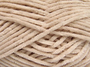Fiber Content 100% Micro Fiber, Brand Ice Yarns, Beige, Yarn Thickness 3 Light  DK, Light, Worsted, fnt2-64488