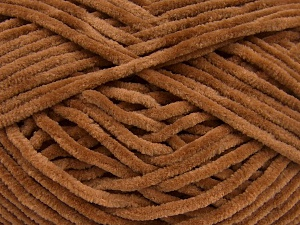 Fiber Content 100% Micro Fiber, Light Brown, Brand Ice Yarns, Yarn Thickness 3 Light  DK, Light, Worsted, fnt2-64489