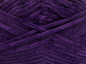 Fiber Content 100% Micro Fiber, Purple, Brand Ice Yarns, Yarn Thickness 3 Light  DK, Light, Worsted, fnt2-64495