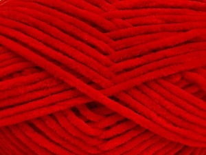 Fiber Content 100% Micro Fiber, Red, Brand Ice Yarns, Yarn Thickness 3 Light  DK, Light, Worsted, fnt2-64499
