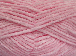 Fiber Content 100% Micro Fiber, Light Pink, Brand Ice Yarns, Yarn Thickness 3 Light  DK, Light, Worsted, fnt2-64504